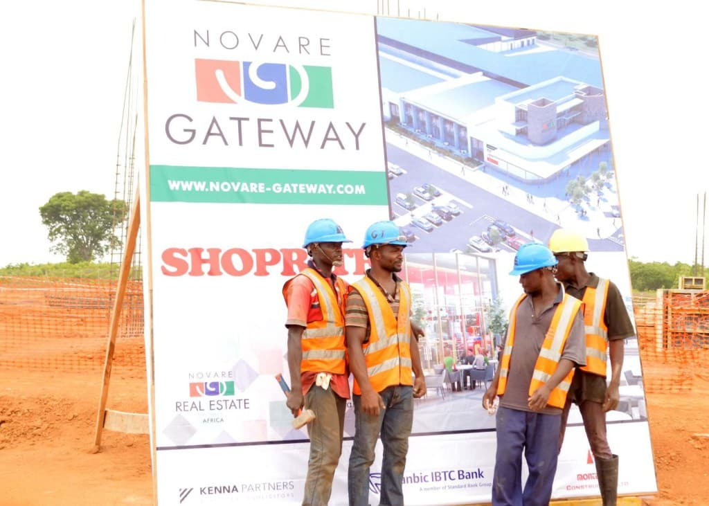 Construction starts on Abuja's Novare Gateway Mall