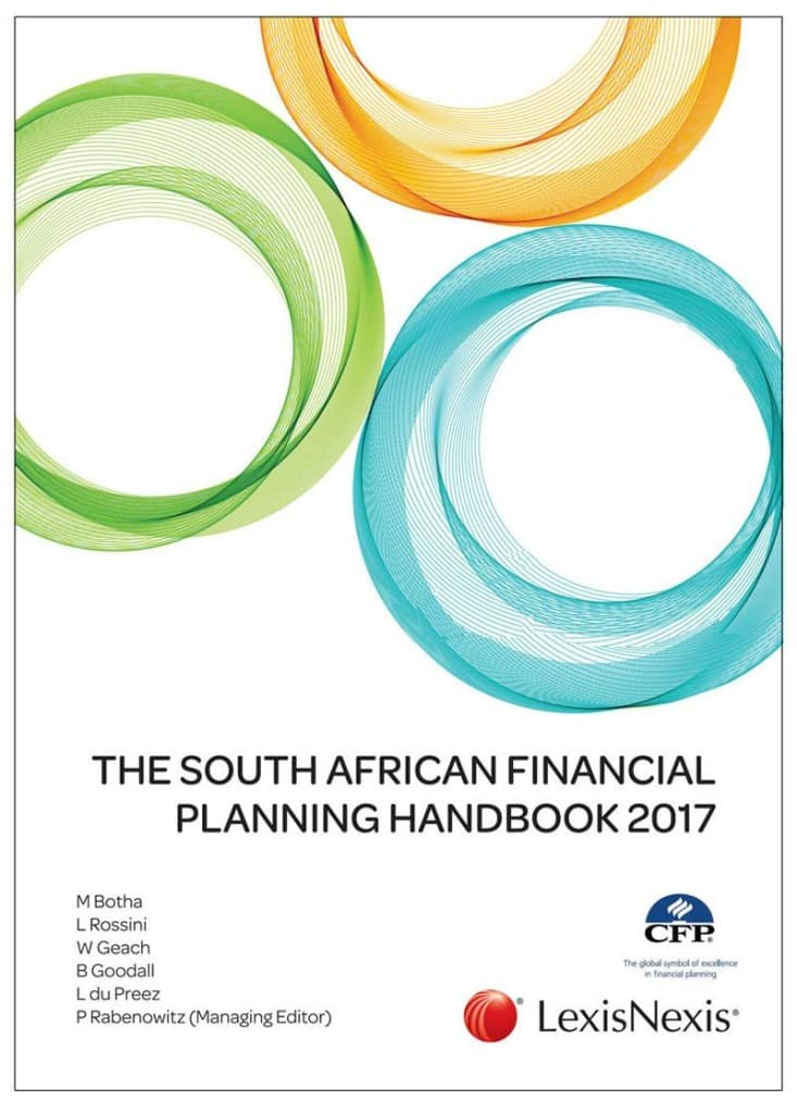 The latest South African Financial Planning Handbook by LexisNexis will be available 31 January 2017