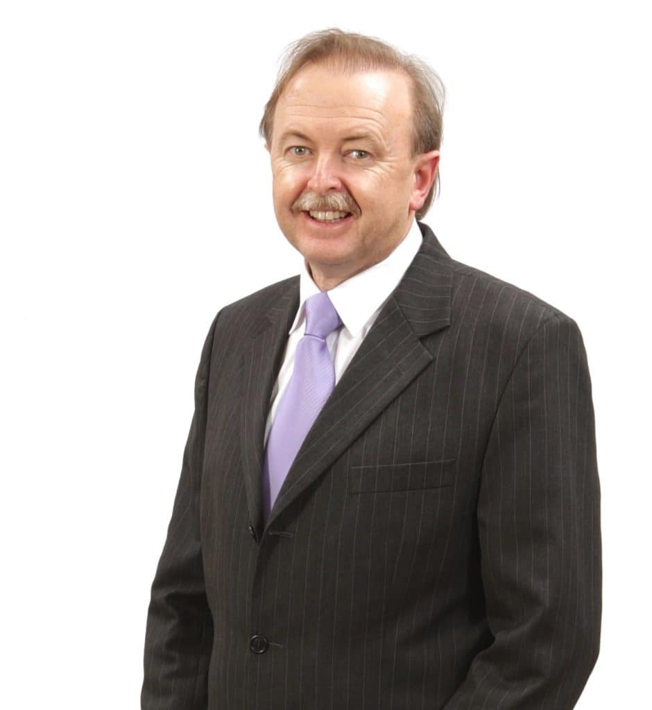 Ian Scott of Grant Thornton recommends a neutral financial advisor for family-owned businesses