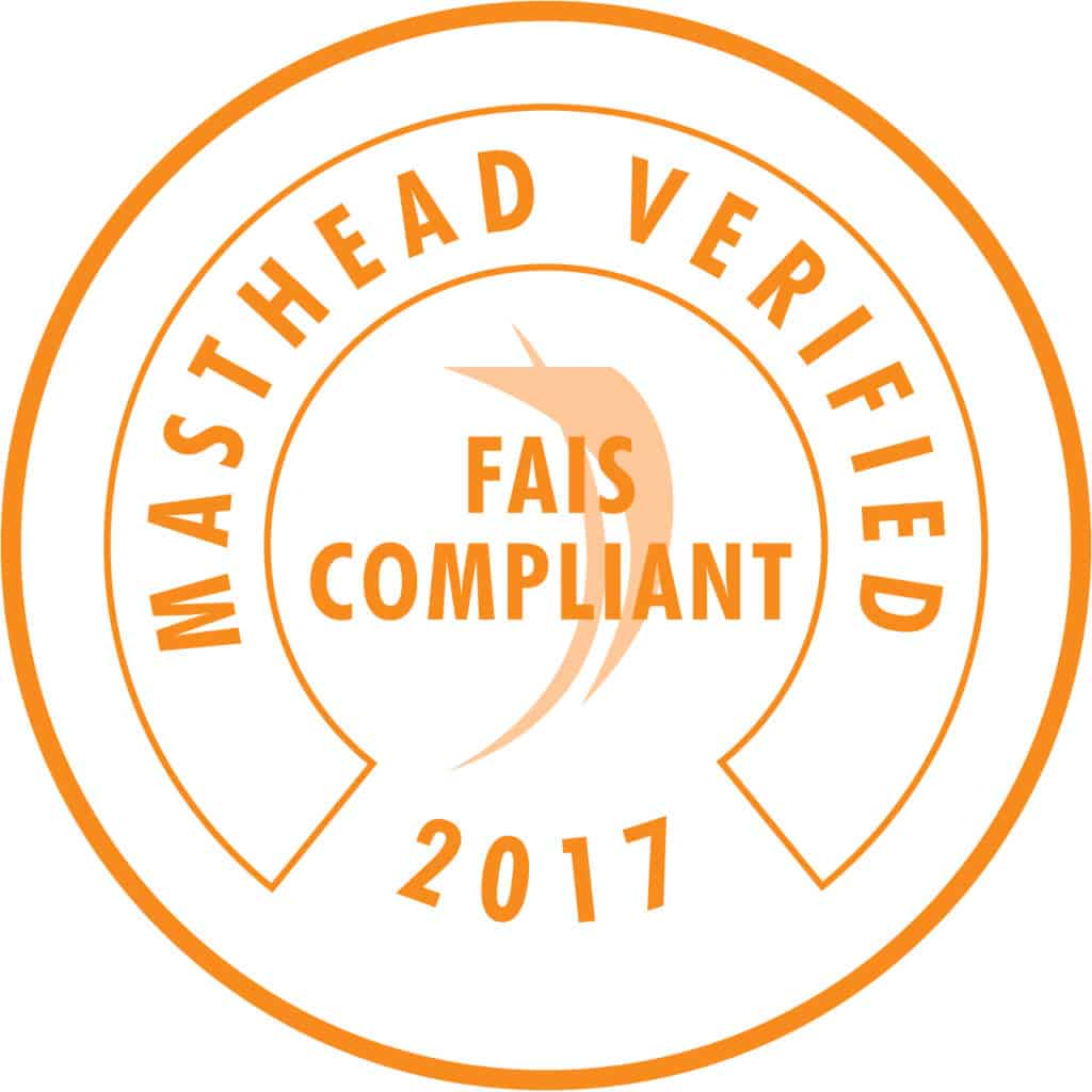 FAIS Compliant Seal