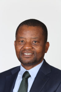 Old Mutual CEO Peter Moyo