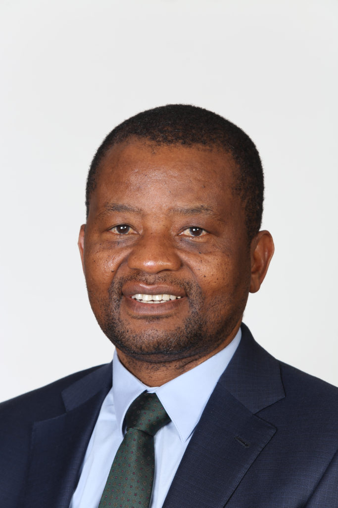 Peter Moyo, OMEM CEO and CEO designate of Old Mutual Limited