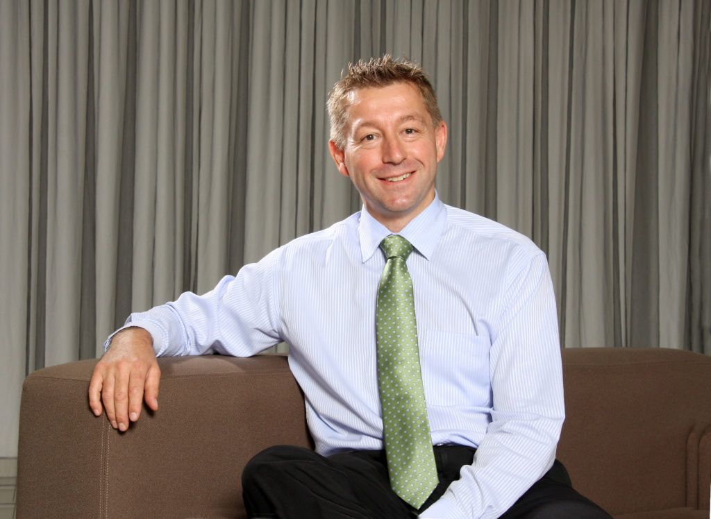 Hugh Hacking, Head of Old Mutual Corporate Consultants