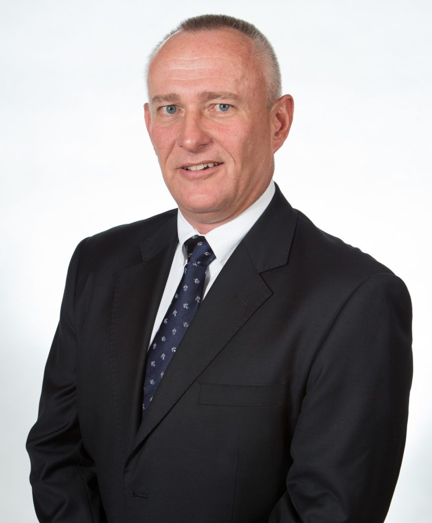 Norbert Sasse, Group Chief Executive Officer of Growthpoint Properties