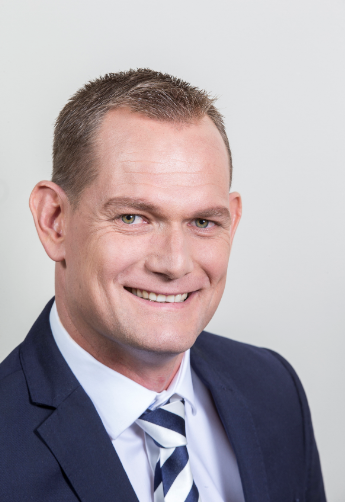Gielie de Swardt, head of Retail Distribution at Sanlam Investments