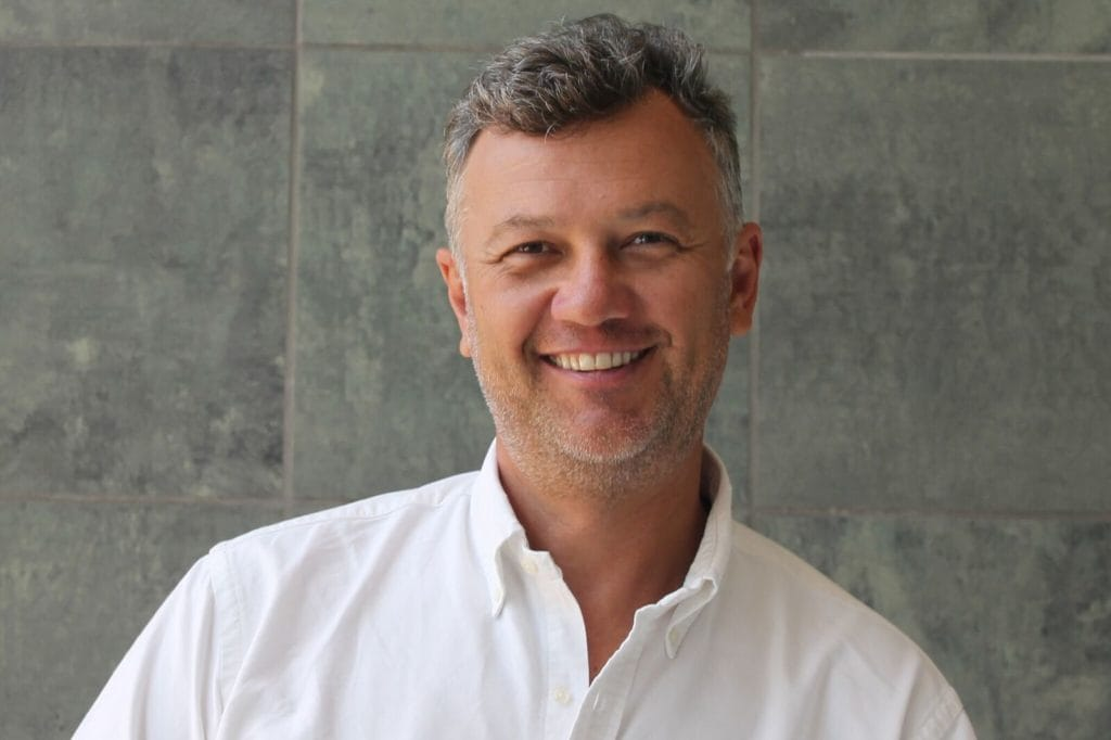 Michael Jordaan, co-founder and chairperson of Bank Zero