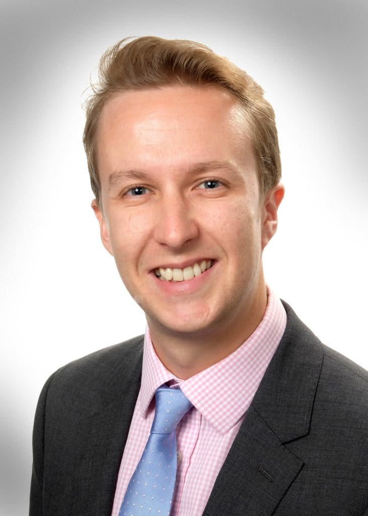 James Travers, Technical Manager of Guernsey Finance